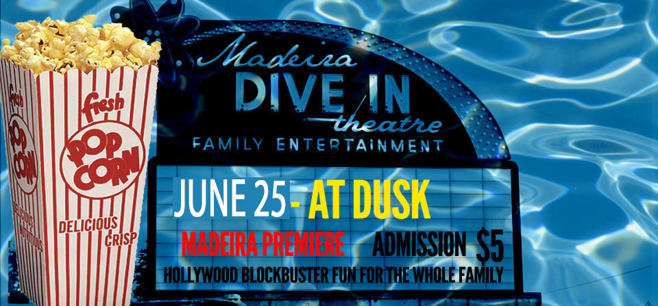Dive in movie june 25th at dusk madeira swim and - Dive in movie ...